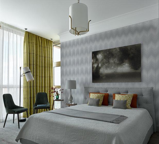 Современный Спальня by Надя и Гиви Ананьевы