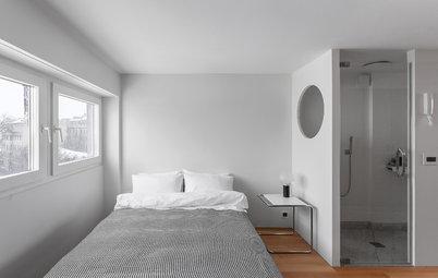 Casas Houzz: La reforma de un piso típico en Moscú de 33 m²