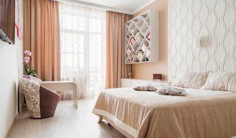 Дизайн квартиры с использованием искусственного камня