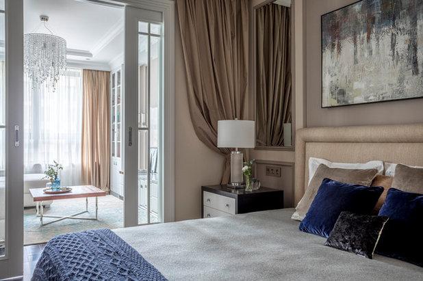 Современная классика Спальня by Студия NW-Interior