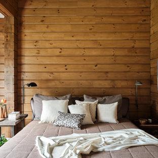 Стильный дизайн: спальня в стиле рустика - последний тренд
