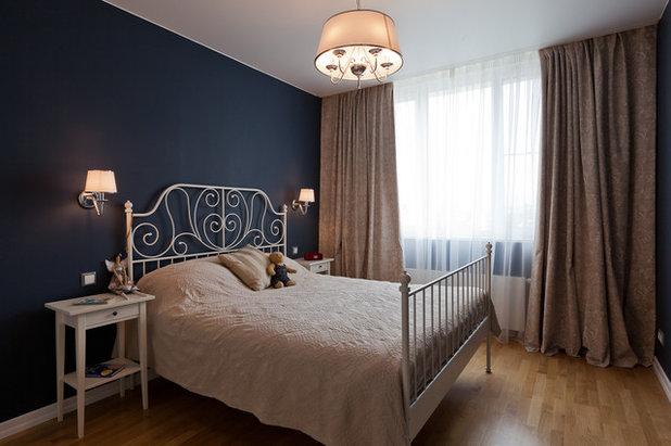 Современный Спальня by Lares Design
