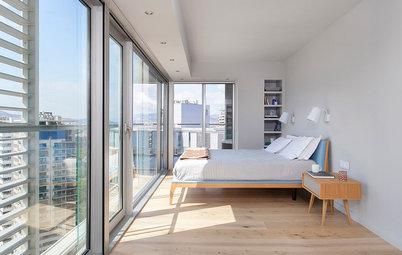 Houzz Tour: An Apartment Designed Around the Barcelona Skyline