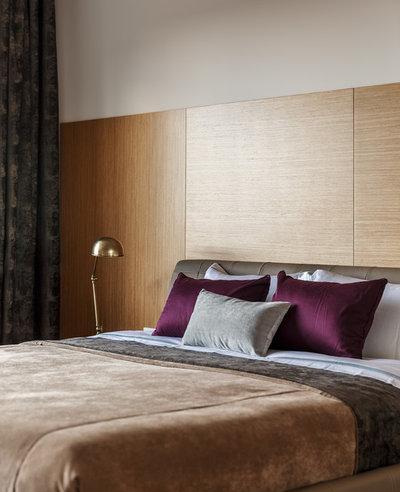 Современный Спальня by Balykov Studio