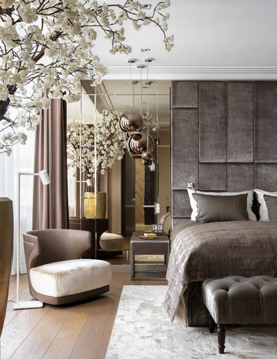Contemporary Bedroom by AB Architects