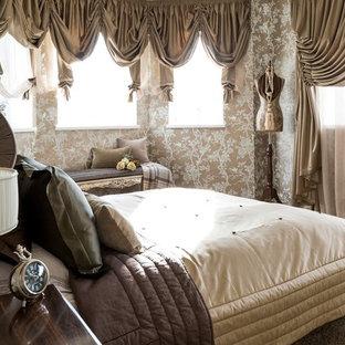 Новый формат декора квартиры: спальня в классическом стиле