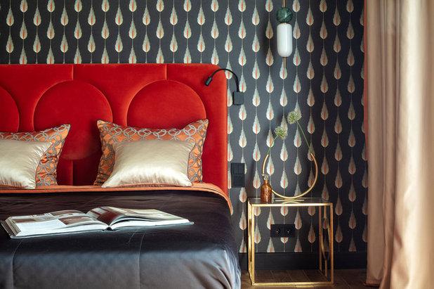 Современный Спальня by Danara Akhmetova