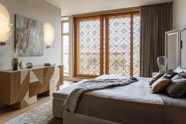 Современный Спальня by Студия дизайна интерьеров «Арх.Предмет»