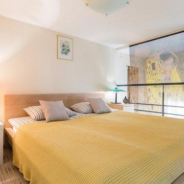 Двухуровневая квартира на Марата
