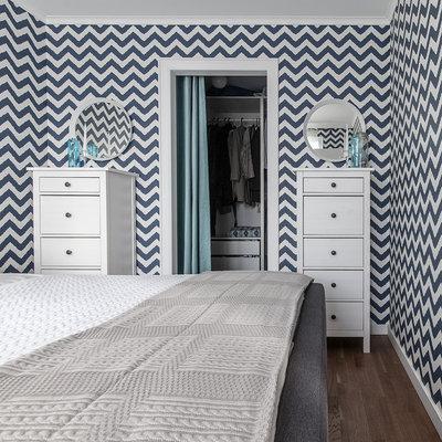Спальня by дизайн - студия Валерии Масловой