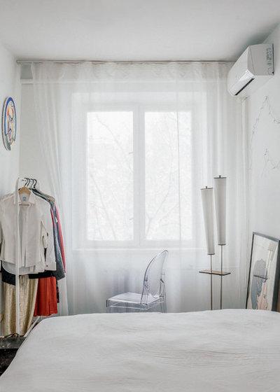 Современный Спальня by Ольга Кощеева