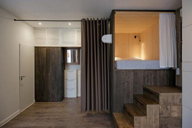 Modern Schlafzimmer by Studio Bazi
