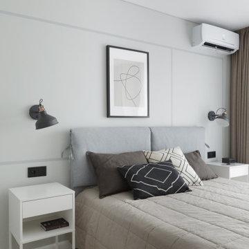 ФОТО.  Проект квартиры для молодой пары