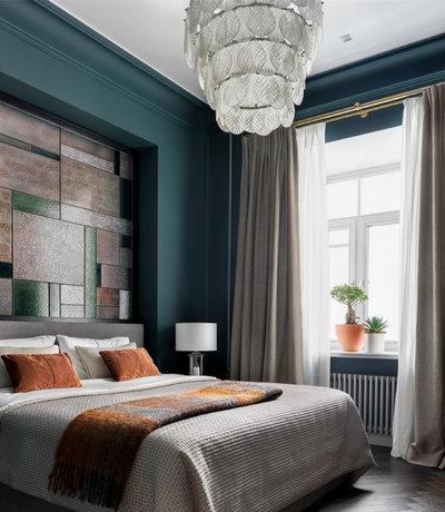 Современная классика Спальня by Aiya Design | Айя Лисова