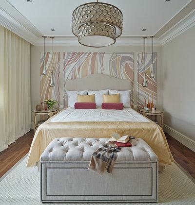 Современный Спальня by MARION STUDIO