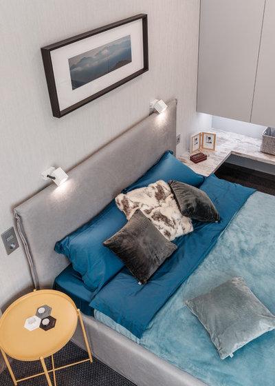 Современный Спальня by Creative Living Line