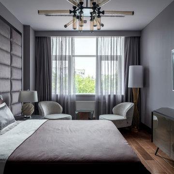 "Готовые апартаменты №411 в апарт отеле ""Звёзды Арбата"""