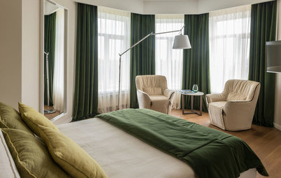 Houzz тур: Квартира с видом на ботанический сад