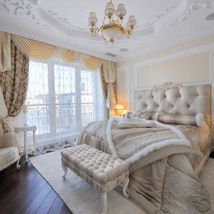 Неиссякаемый источник вдохновения для домашнего уюта: спальня в классическом стиле