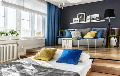 Visite Privée : Quatre couchages dans un studio à Moscou