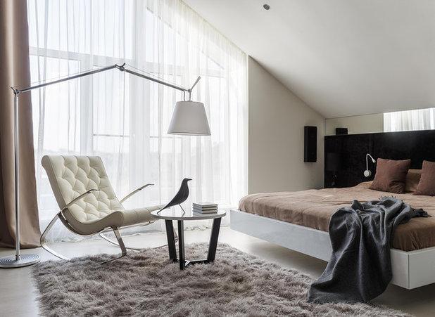 Contemporary Bedroom by Архитектурное Бюро Соколова Кирилла