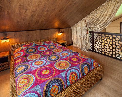 Petite chambre mansard e ou avec mezzanine asiatique - Chambres mansardees ...