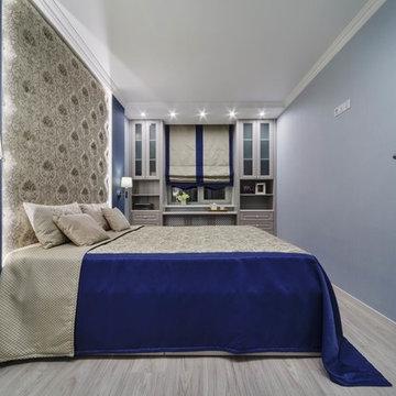 Интерьер маленькой квартиры в английском стиле