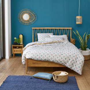 75 Beautiful Blue Bedroom Pictures & Ideas   Houzz