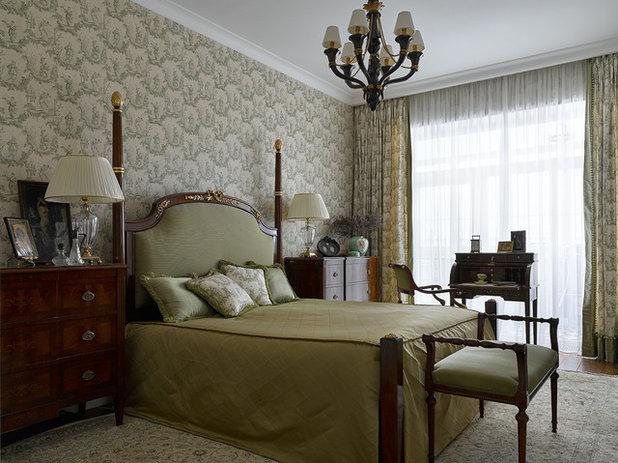 Классический Спальня by Дарья Харитонова