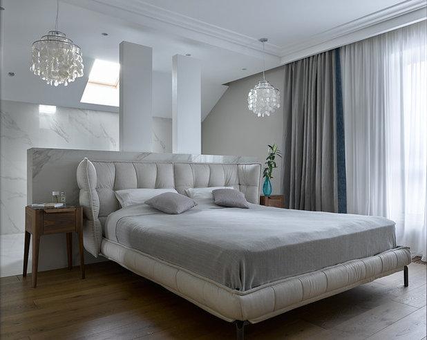 Современный Спальня by Buro 19.23
