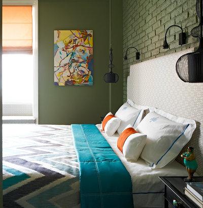 Неоклассика Спальня by Мария Пилипенко