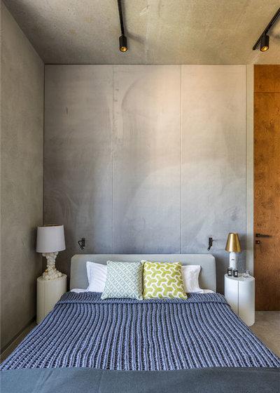 Лофт Спальня by МК-Интерио