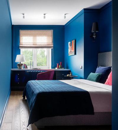 Спальня by KorenevaZhadanDesign