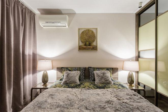 Современный Спальня by Nadezhda Home