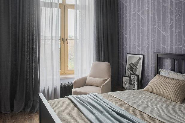 Современный Спальня by ItalProject