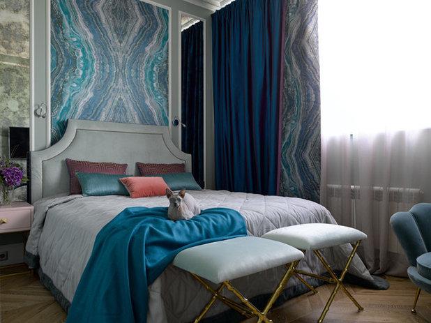 Современный Спальня by Анна Муравина