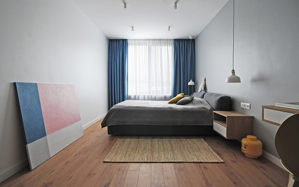 Современный Спальня by K BAND