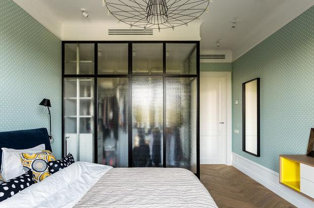 Современный Спальня by Maxim Maximov