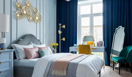 Проект недели: Три спальни в одной квартире