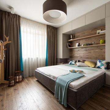 Квартира на Люсиновской