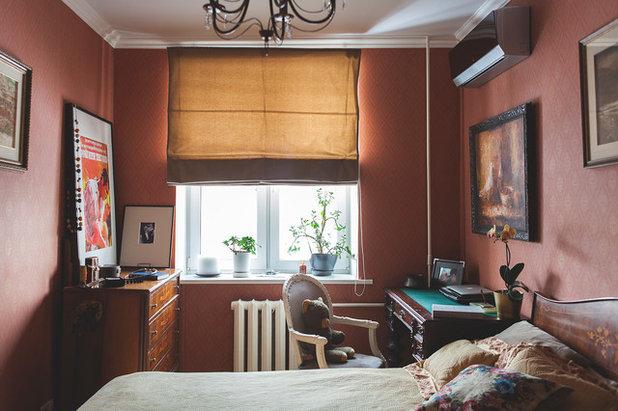 Спальня дизайн в хрущевке
