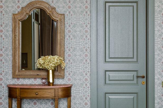Фьюжн Спальня by OLGA IEVLEVA Interior design & decoration