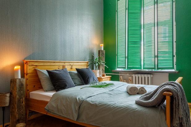 Современный Спальня by Полина Аникеева