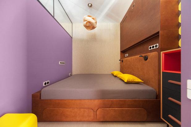 Современный Спальня by DVEKATI