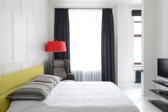 Современный Спальня by Dacha-buro