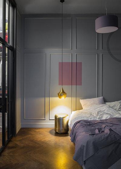 Современный Спальня by Le Atelier