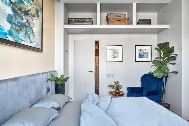 Современный Спальня by ART-ALIBI студия авторского дизайна
