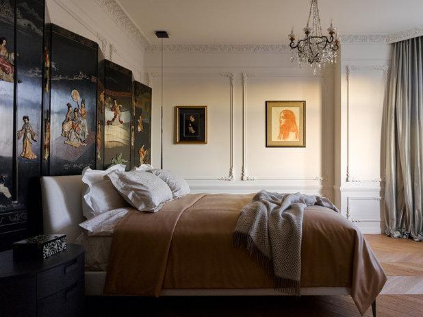 Современный Спальня by Мастерская Кати Гердт