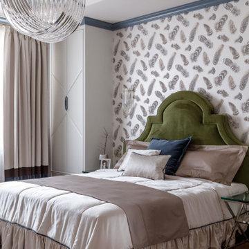 Квартира на ул. Кондратенко, спальня