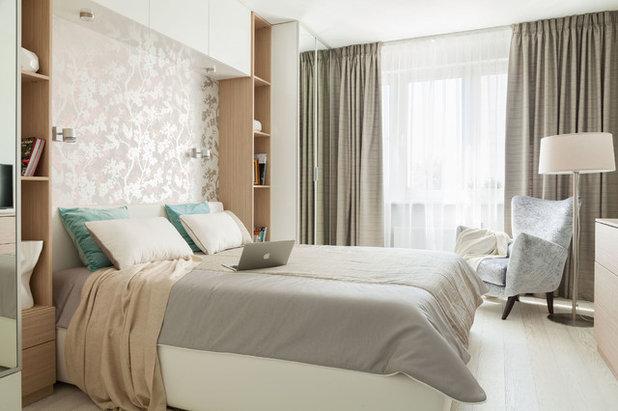 Современный Спальня by Irina Krivtsova Design